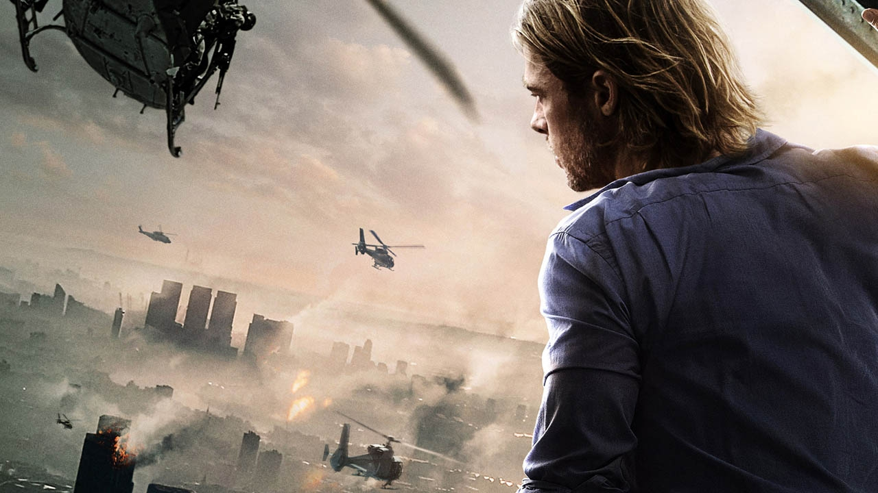 World War Z (Movie) Review 2