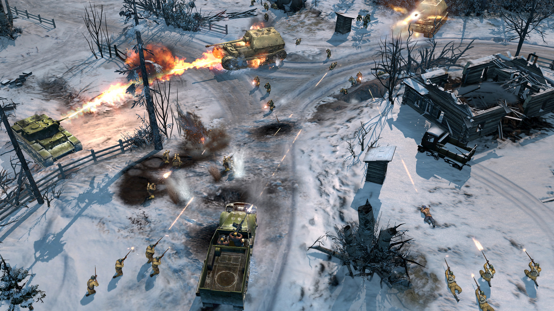 Company of Heroes 2 E3 2013 Preview