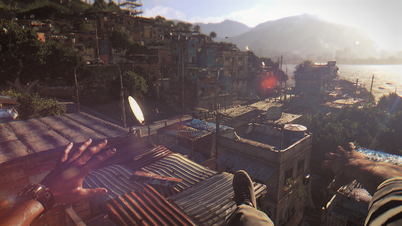 Dying Light E3 2013 Preview