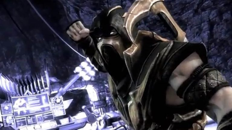Scorpion Confirmed for Injustice: Gods Among Us