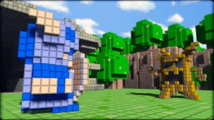 3D Dot Game Heroes (PS3) Review 1