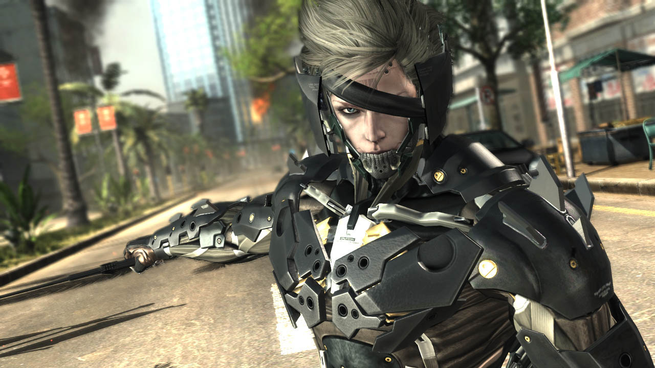 Metal Gear Rising: Revengeance (Xbox 360) Review 2