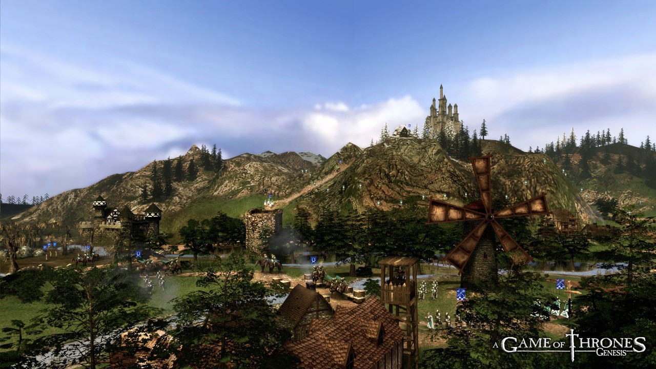 A Game of Thrones: Genesis (PC) Review - 2013-07-14 18:37:44