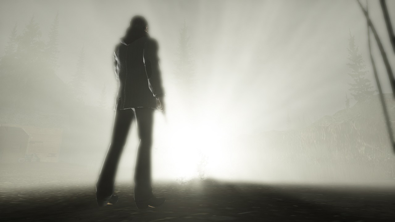 Alan Wake (XBOX 360) Review 1