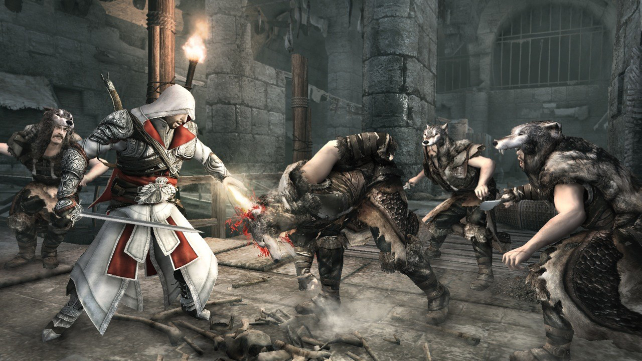 Assassin's Creed: Brotherhood (PS3) Review 1