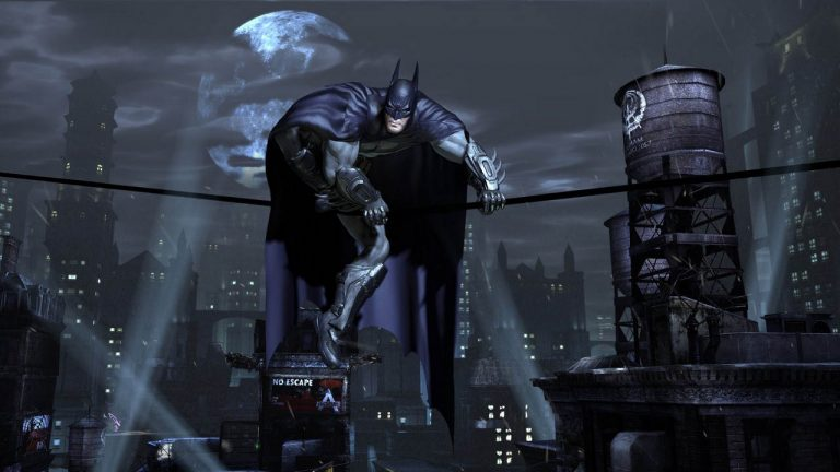 Batman: Arkham City (PC) Review