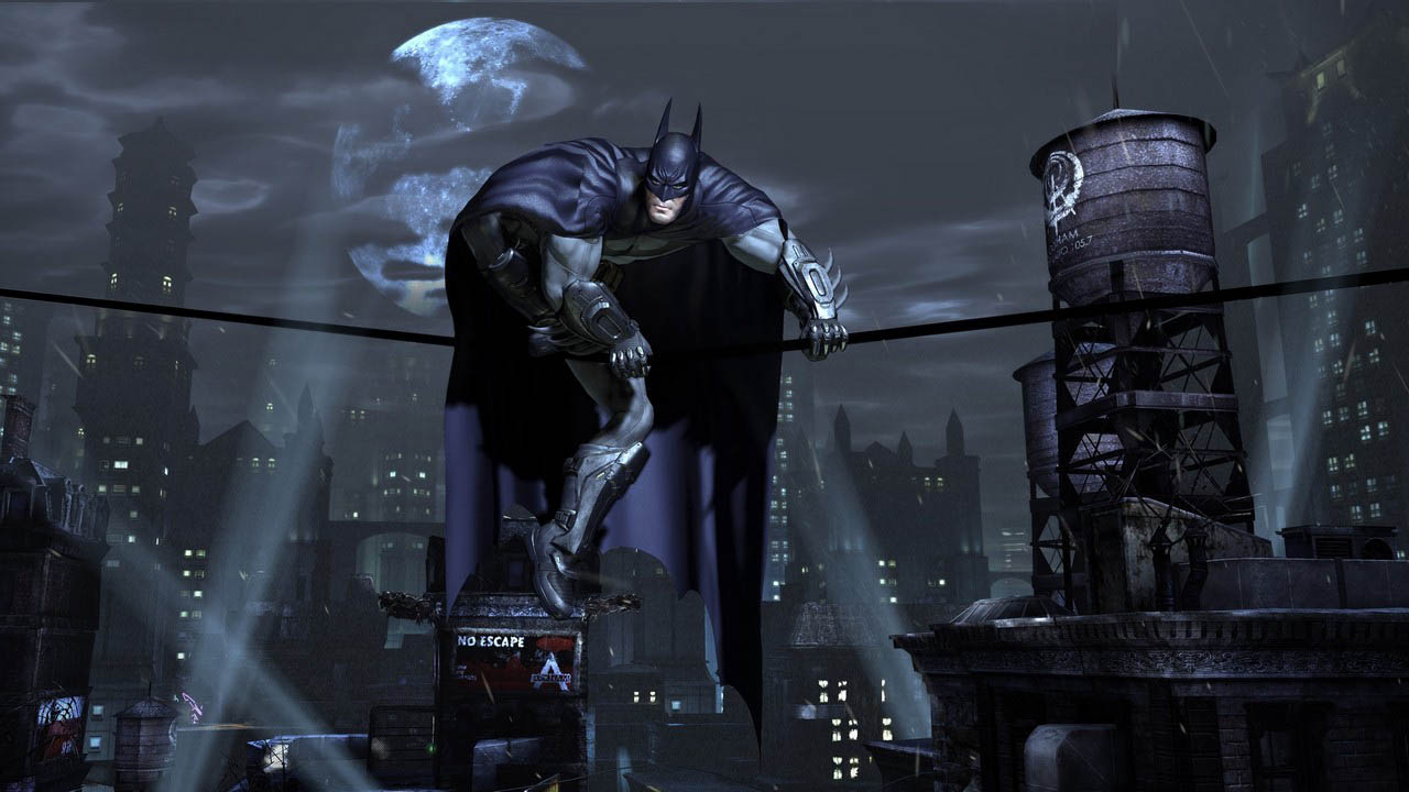 Batman: Arkham City (PC) Review 1