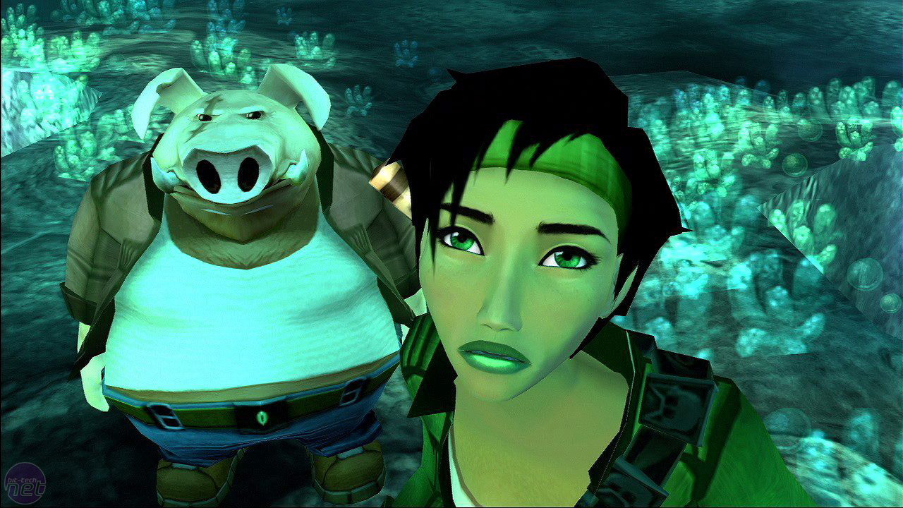 Beyond Good & Evil HD (XBOX 360) Review 1