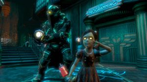 Bioshock 2: Minerva's Den DLC (PS3) Review 1