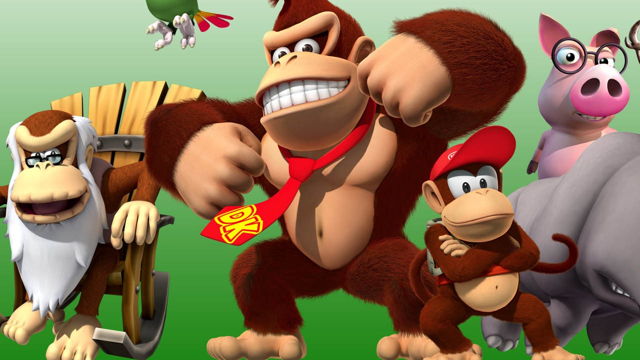 Donkey Kong Country Returns 3D (3DS) Review 1