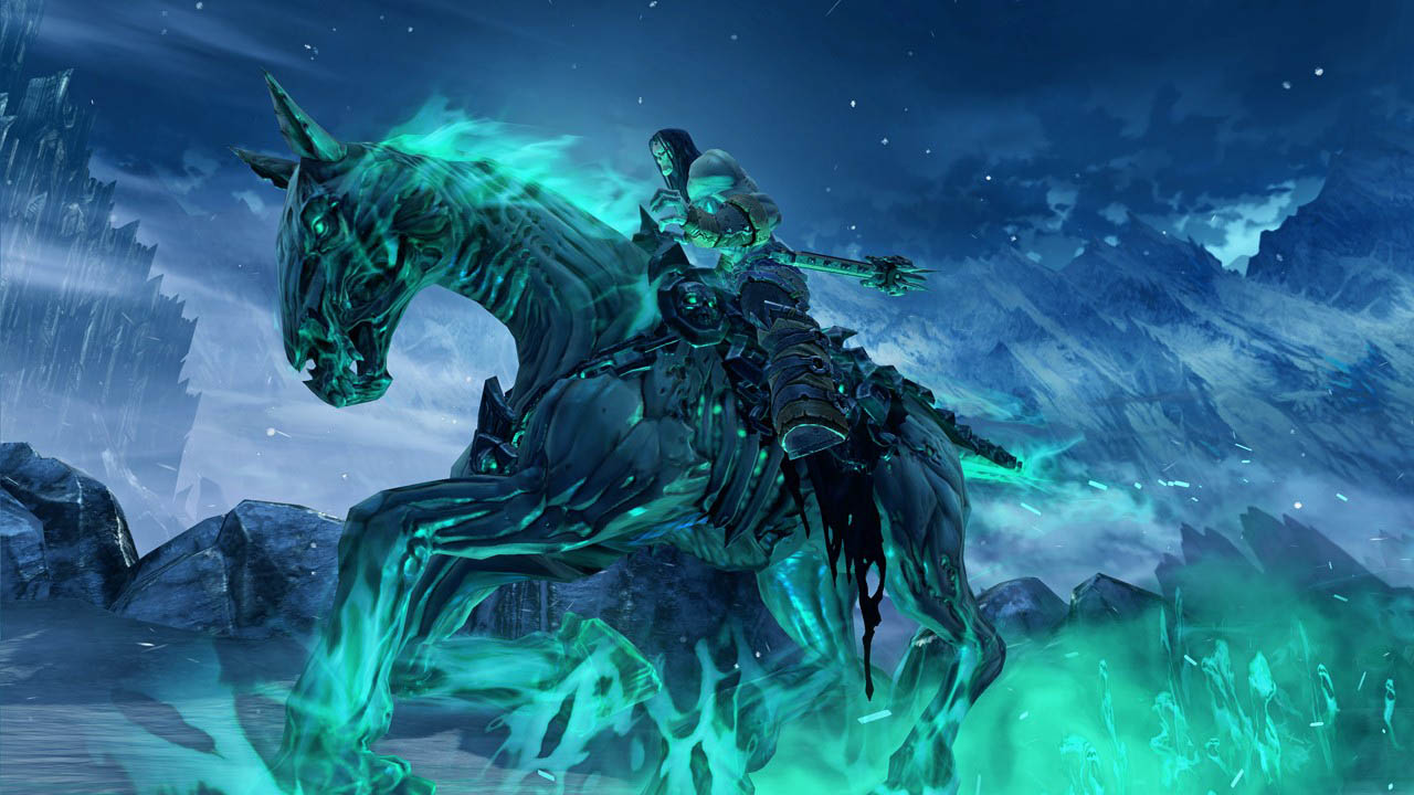 Darksiders II: Argul's Tomb (Xbox 360) Review 1