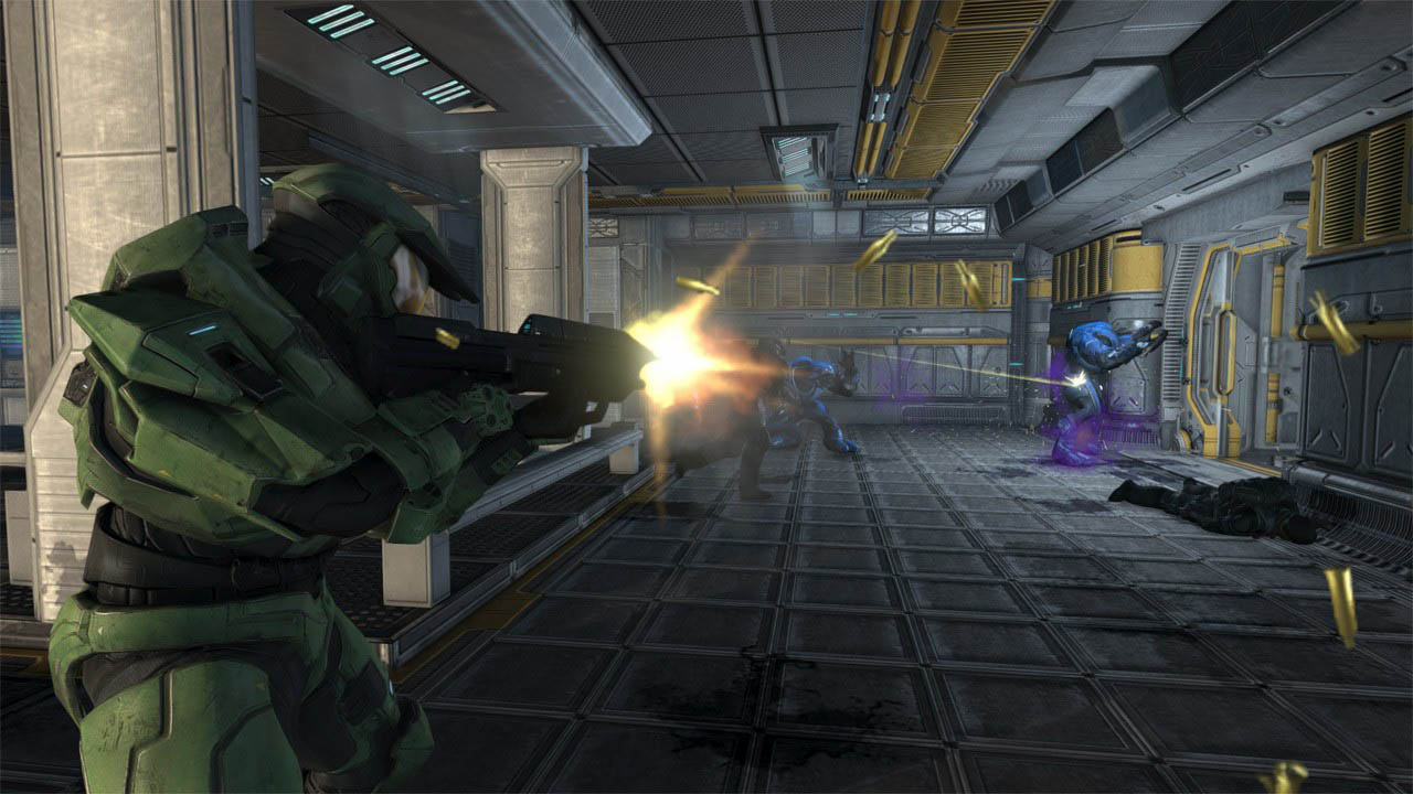 Halo: Combat Evolved Anniversary (XBOX 360) Review 1