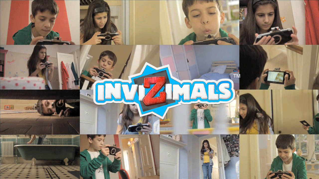 Invizimals (PSP) Review 1