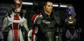 Mass Effect 2 (XBOX 360) Review 1