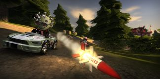 Modnation Racers (PS3) Review 1