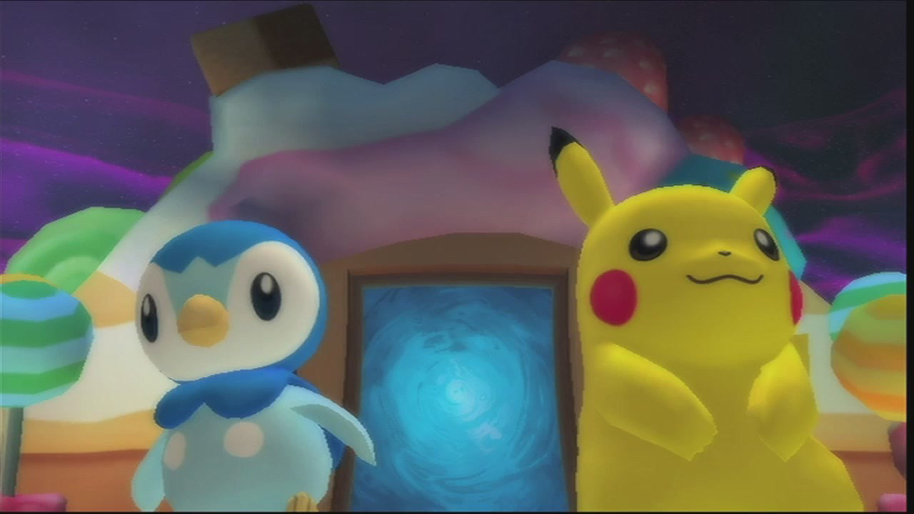 PokePark 2: Wonders Beyond (Wii) Review 1