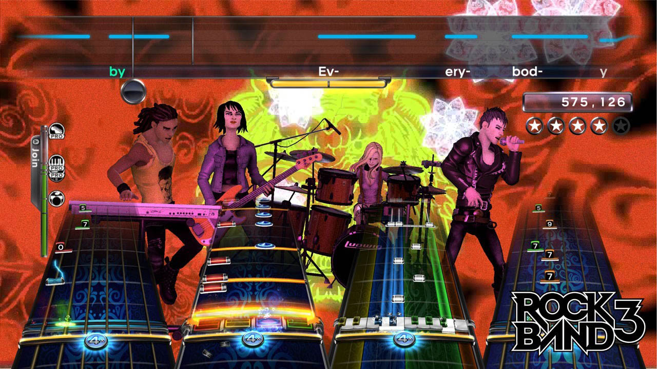 Rock Band 3 (PS3) Review 1