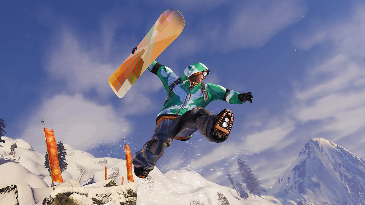 SSX (PS3) Review 1