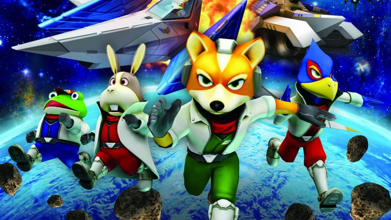 Star Fox 64 3D (3DS) Review - 2013-07-14 18:43:05