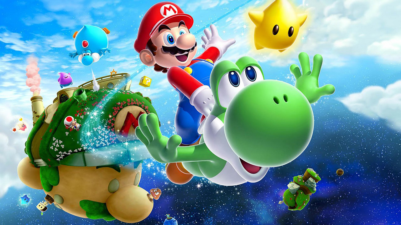 Super Mario Galaxy 2 (Wii) Review 1