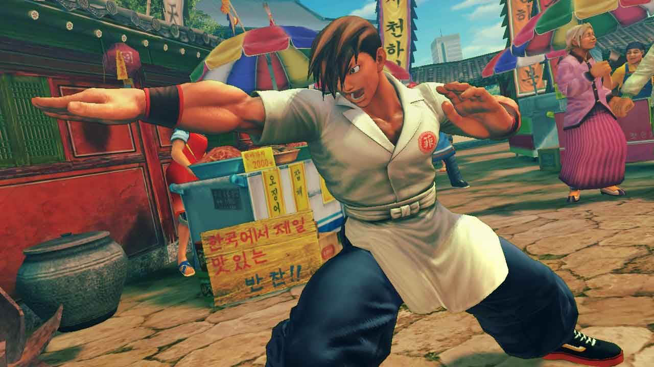 Super Street Fighter IV: 3D Edition (3DS) Review - 2013-07-14 19:04:56