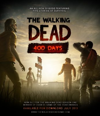 The Walking Dead: 400 Days (PS3) Review
