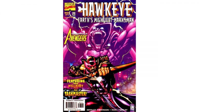 Avengers: Hawkeye – Earth's Mightiest Marksman Review 1