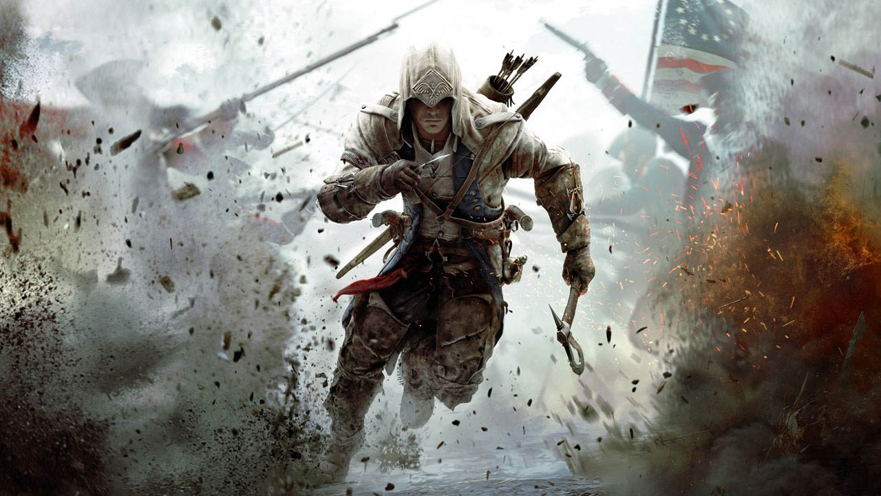 Assassin's Creed 3 (PS3) Review 1