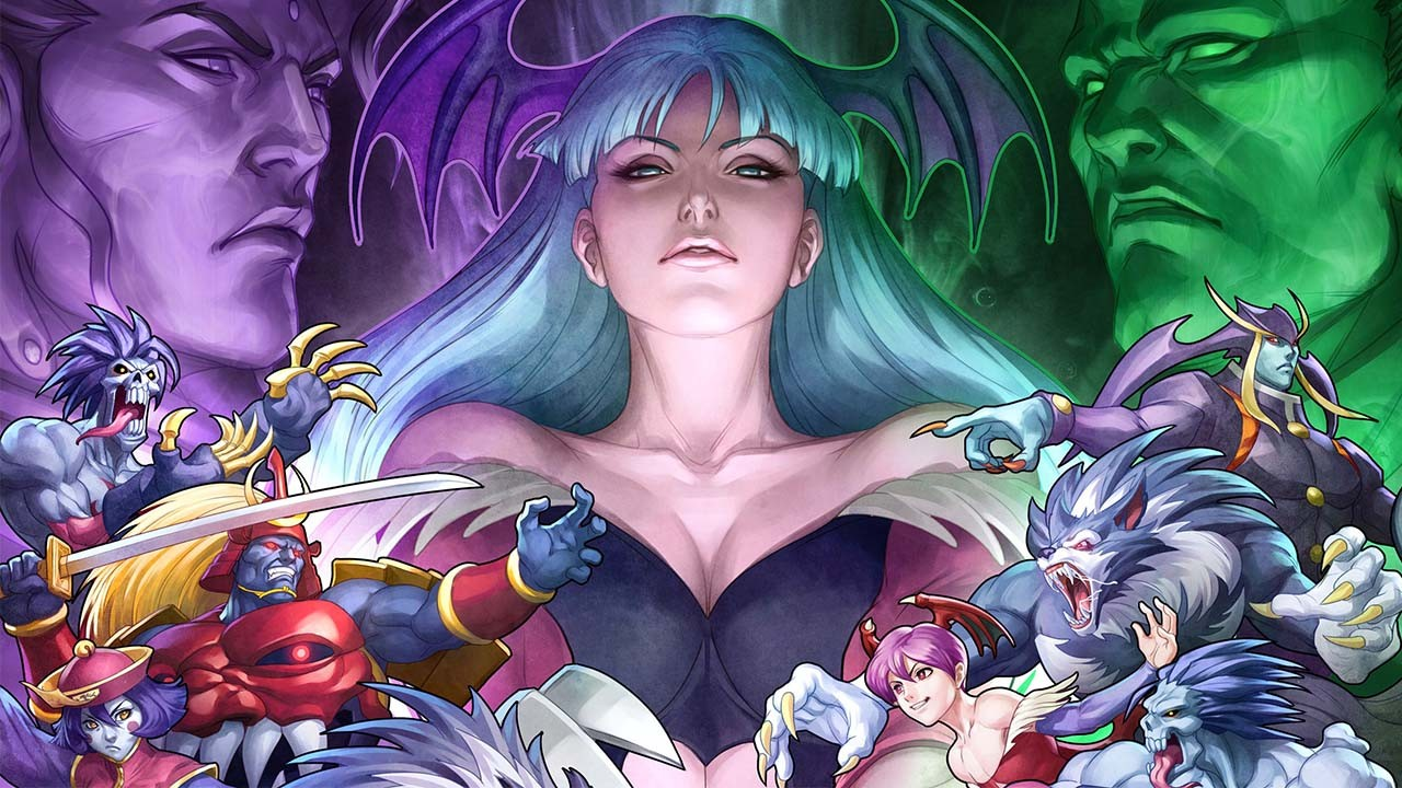 Darkstalkers Resurrection (Xbox 360) Review 1