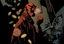 Hellboy in Hell #4 1