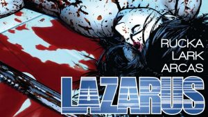 Lazarus #1 (Comic) Review 1