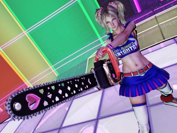 Lollipop Chainsaw (PS3) Review 1