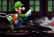 Luigi's Mansion: Dark Moon (3DS) Review 1