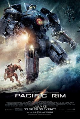 Pacific Rim (Movie) Review