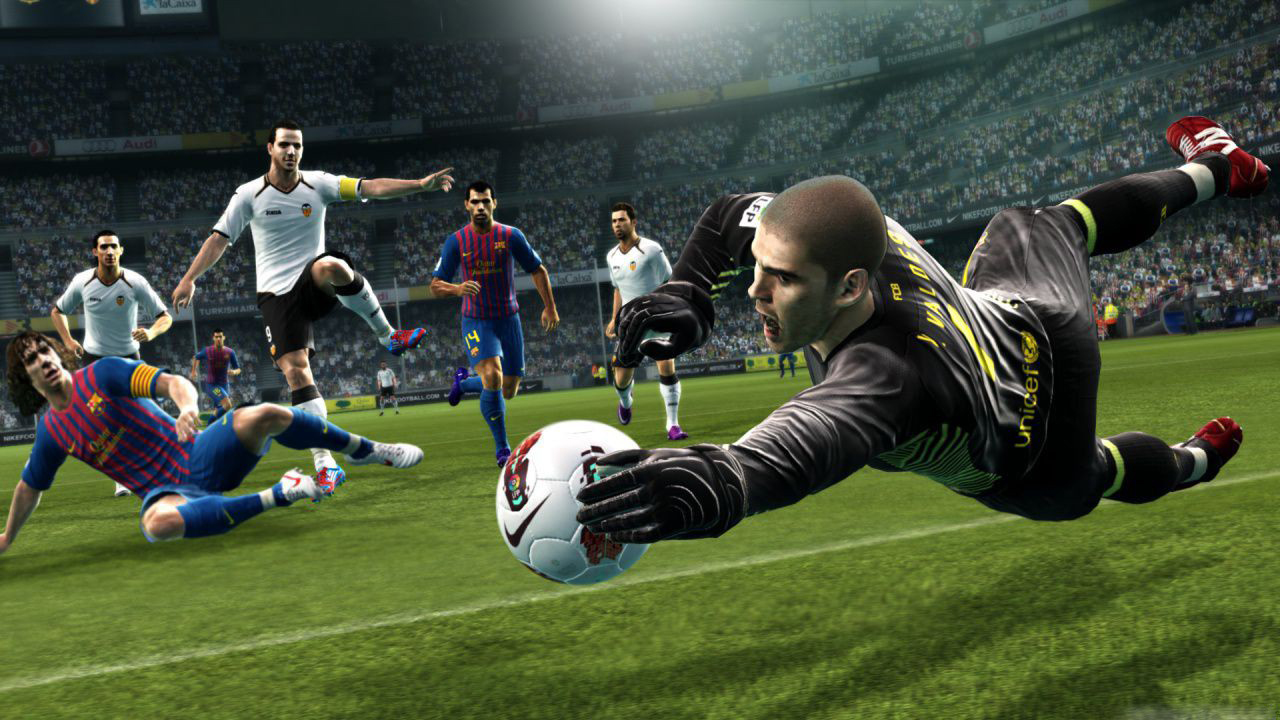 Pro Evolution Soccer 2013 (PS3) Review 1
