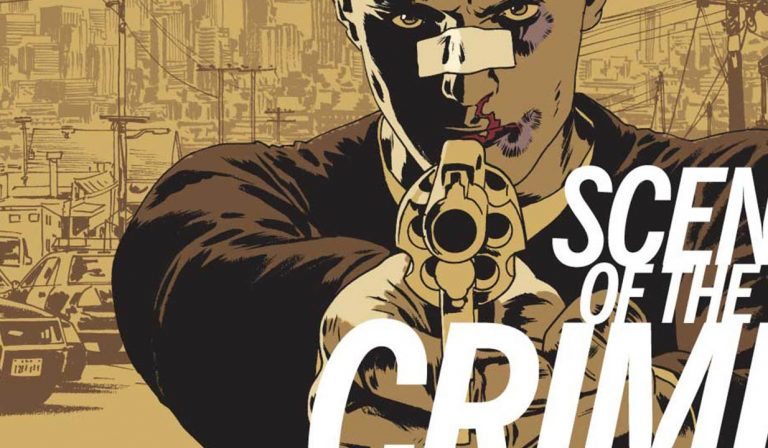 Scene of the Crime,Deluxe Edition HC Review