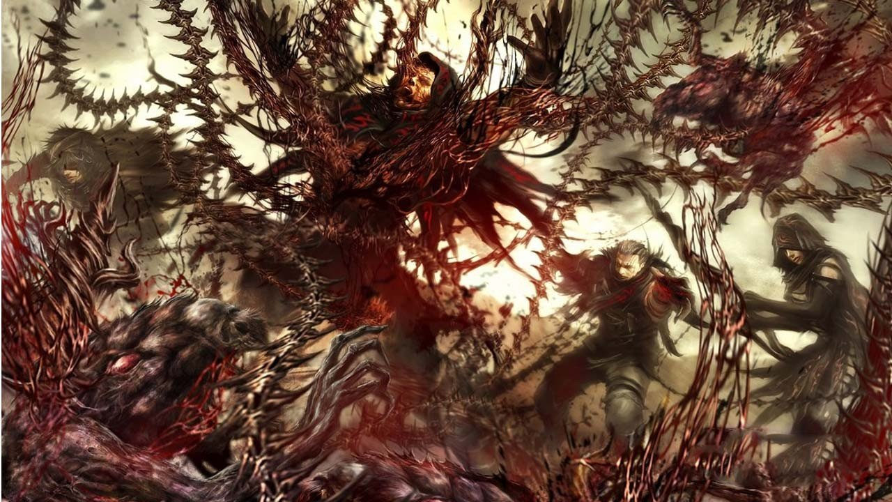 Soul Sacrifice (PS Vita) Review 1