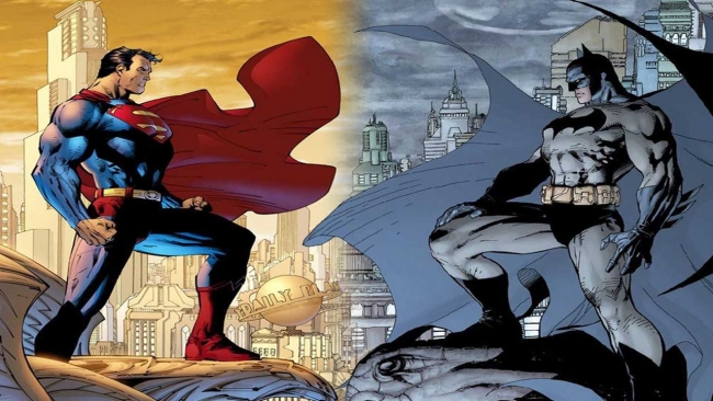 Batman and Superman Collide in Upcoming Superman Film