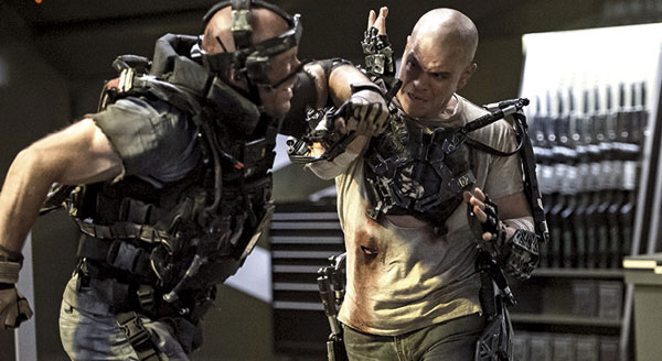 elysium - Elysium (Movie) Review