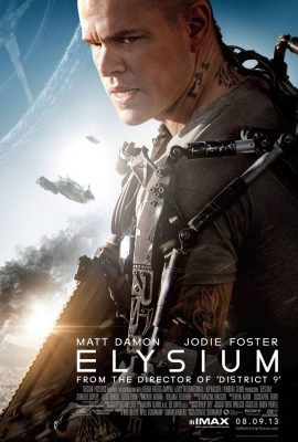Elysium (Movie) Review