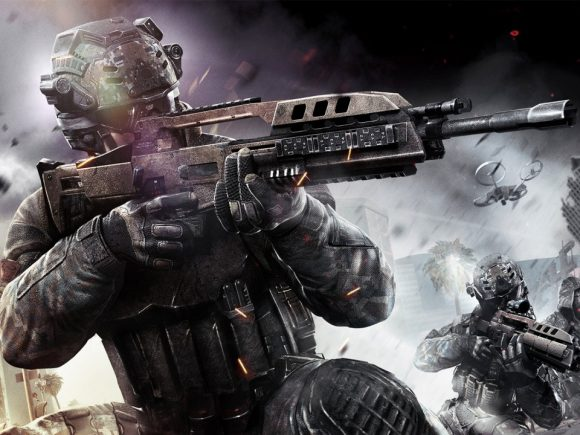 Activision Releases New Call of Duty on ios