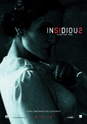 Insidious: Chapter 2 (Movie) Review