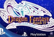 Dragon Fantasy Book II out for PS3 and Vita Today