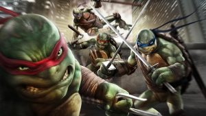 Teenage Mutant Ninja Turtles: Out of the Shadows (Xbox 360) Review 1