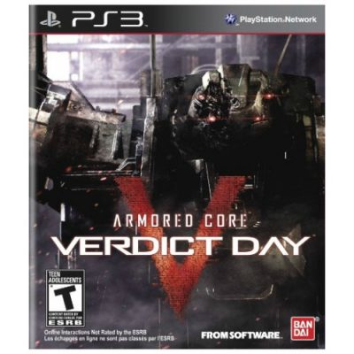 Armored Core: Verdict Day (PS3) Review