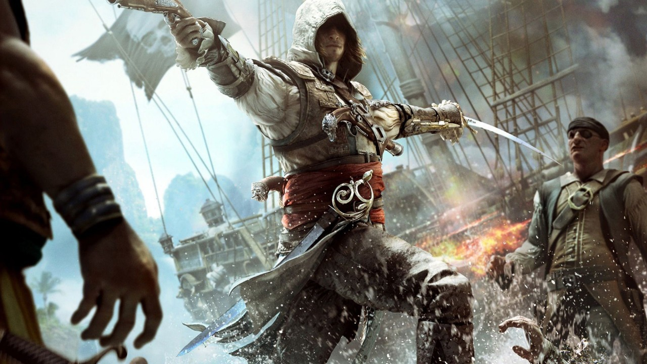 Assassin's Creed IV: Black Flag (PS3) Review 5