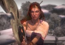 Heavenly Sword Movie Trailer Released