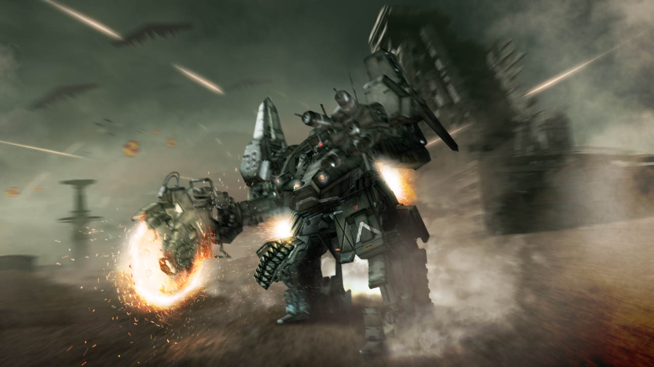Armored Core: Verdict Day (PS3) Review 2
