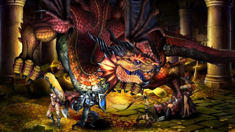 ATLUS Announces Cross-Play For Dragon's Crown
