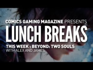 Lunch Breaks: Beyond: Two Souls - 2015-02-01 15:39:12